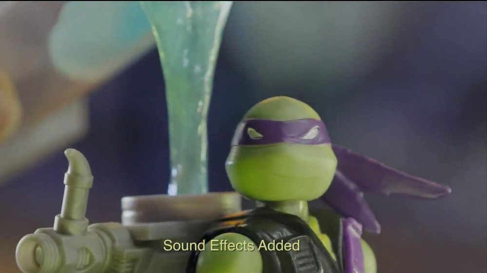 Teenage Mutant Ninja Turtles Mutagen Ooze TV Spot - Screenshot 3