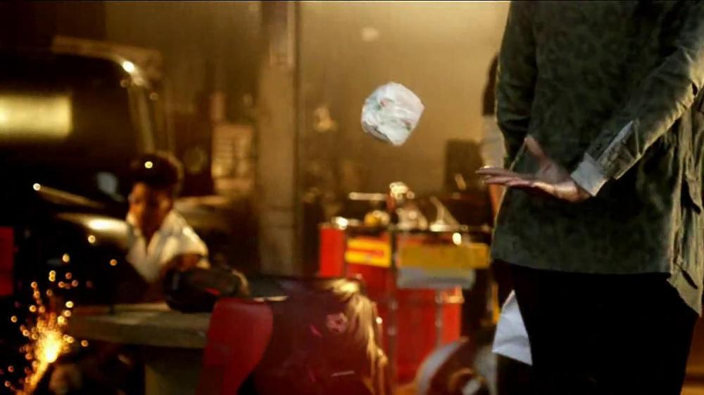McDonald's Hot 'n Spicy McChicken TV Spot, 'Badder & Bolder' - Screenshot 4