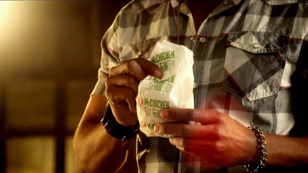 McDonald's Hot 'n Spicy McChicken TV Spot, 'Badder & Bolder' - Screenshot 5