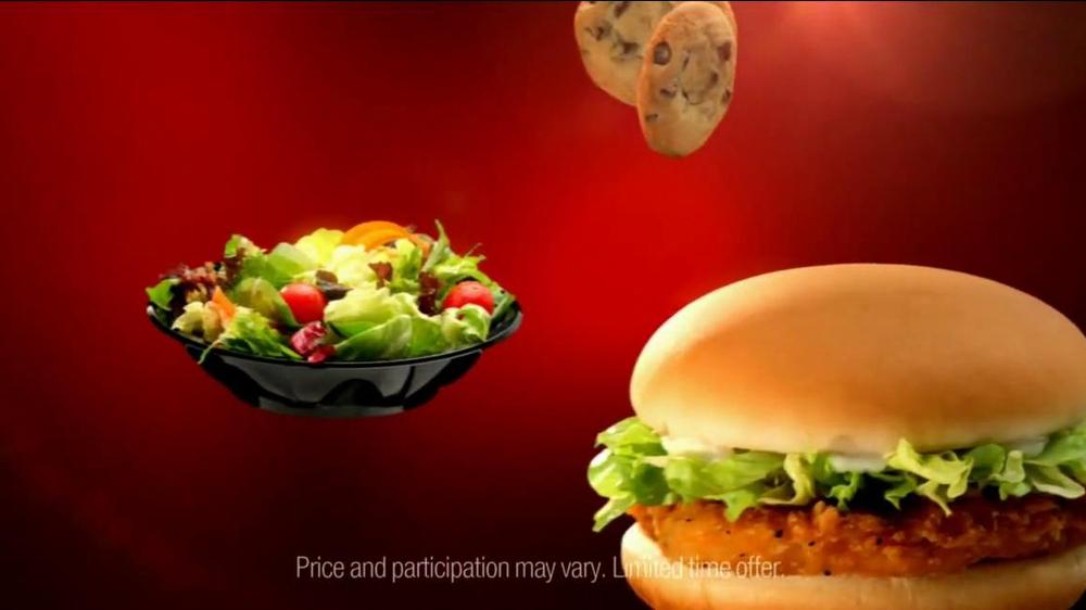 McDonald's Hot 'n Spicy McChicken TV Spot, 'Badder & Bolder' - Screenshot 8