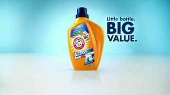 Arm and Hammer Ultra Power 4X TV Spot, 'Laundry Secret' - Thumbnail 9