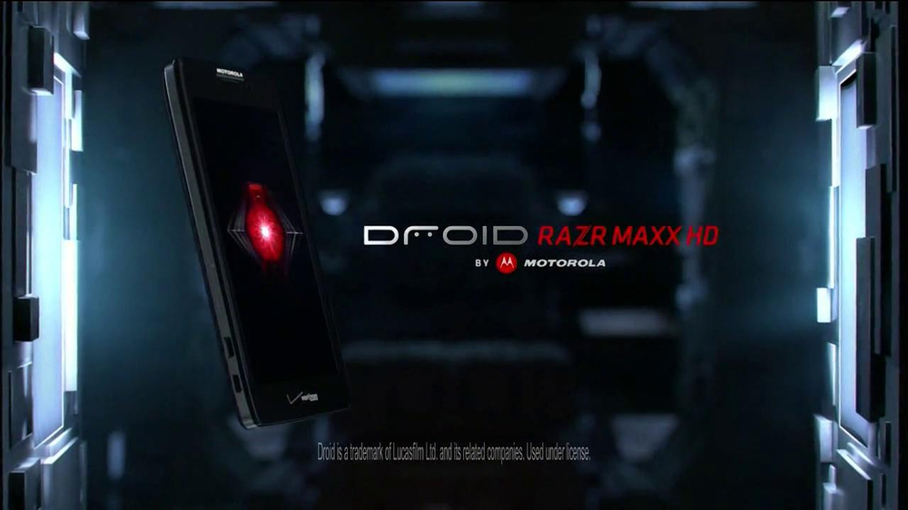 Motorola Droid Razr Maxx HD TV Spot, 'Droid Endurance' Song by Contrakids - Screenshot 9