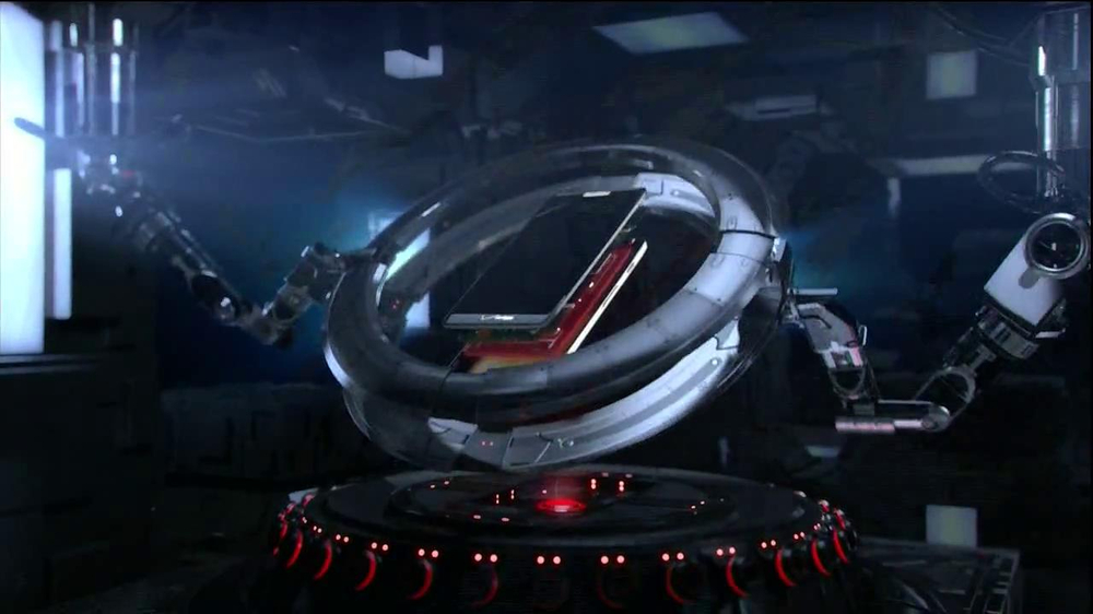 Motorola Droid Razr Maxx HD TV Spot, 'Droid Endurance' Song by Contrakids - Screenshot 4