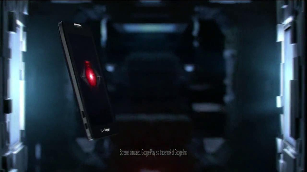 Motorola Droid Razr Maxx HD TV Spot, 'Droid Endurance' Song by Contrakids - Screenshot 8