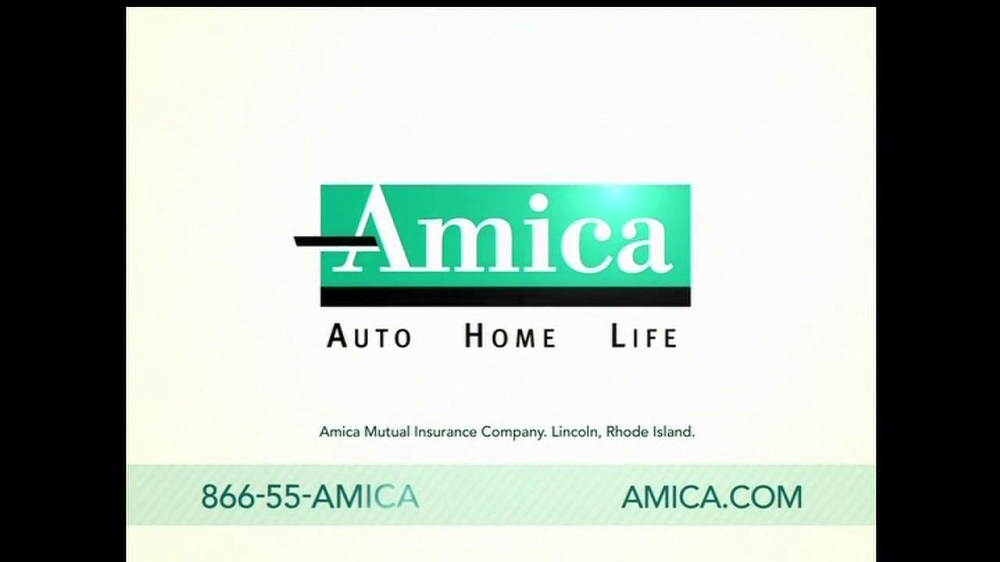 amica mutual insurance company tv commercial 39 smart parking endless walking 39. Black Bedroom Furniture Sets. Home Design Ideas