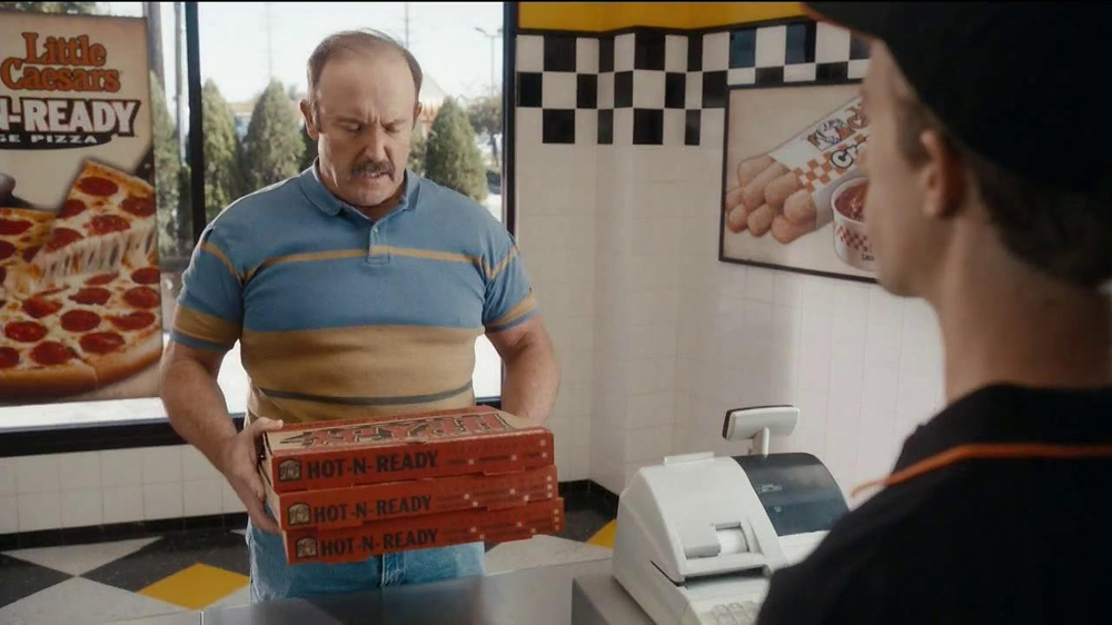 Little Caesars Hot-N-Ready Pizza TV Spot, 'Something New' - Screenshot 1