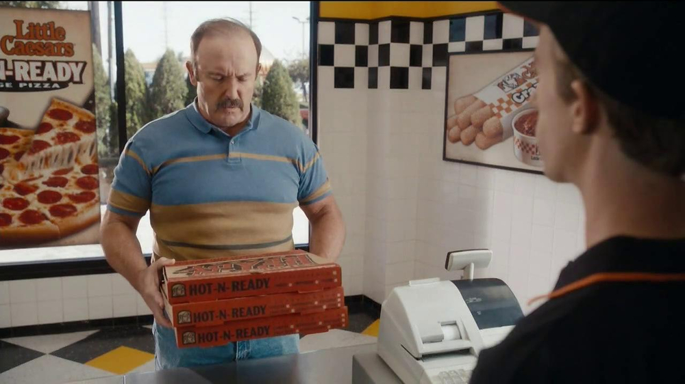 Little Caesars Hot-N-Ready Pizza TV Spot, 'Something New' - Screenshot 2
