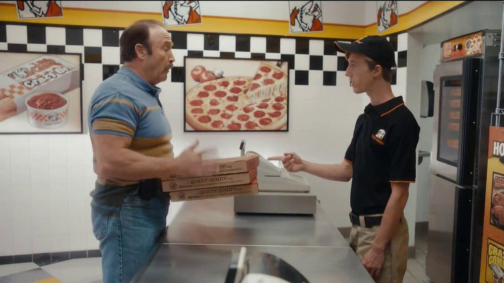 Little Caesars Hot-N-Ready Pizza TV Spot, 'Something New' - Screenshot 4