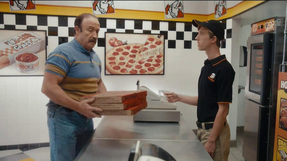 Little Caesars Hot-N-Ready Pizza TV Spot, 'Something New' - Screenshot 5