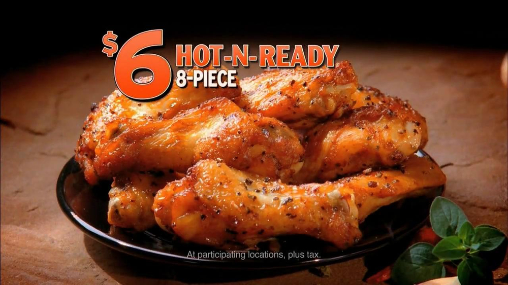 Little Caesars Hot-N-Ready Pizza TV Spot, 'Something New' - Screenshot 6
