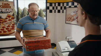 Little Caesars Hot-N-Ready Pizza TV Spot, 'Something New' - Thumbnail 3