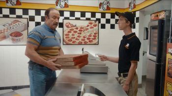 Little Caesars Hot-N-Ready Pizza TV Spot, 'Something New' - Thumbnail 5