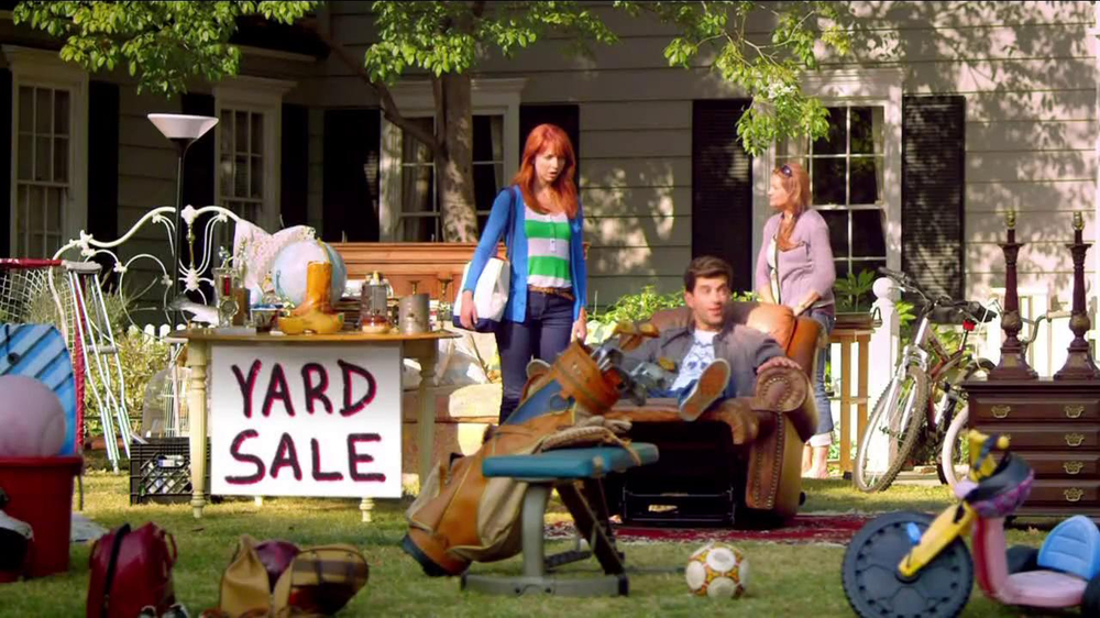 Wendy's Baconator TV Spot, 'Yard Sale' - Screenshot 1
