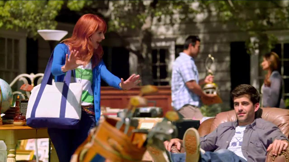 Wendy's Baconator TV Spot, 'Yard Sale' - Screenshot 3