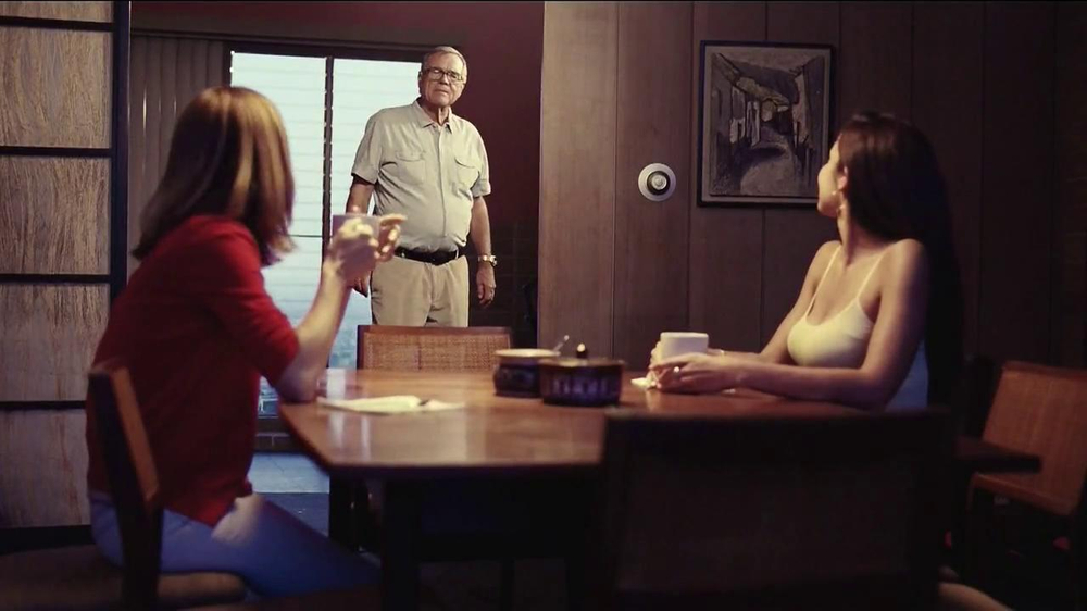 Oscar Mayer Deli Fresh Honey Ham TV Spot, 'Grandpa' - Screenshot 4