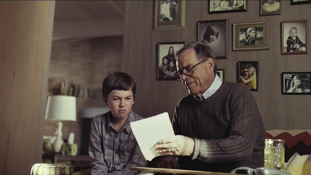 Oscar Mayer Deli Fresh Honey Ham TV Spot, 'Grandpa' - Screenshot 8