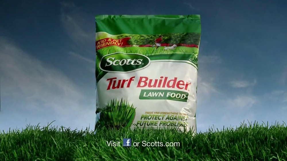 Scotts Turf Builder Lawn Food TV Spot, 'Feed Us!' - Screenshot 8
