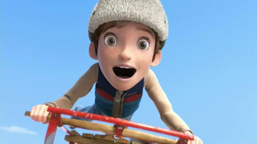 Rise of the Guardians Blu-ray and DVD TV Commercial - iSpot.tv Q Ray Commercial
