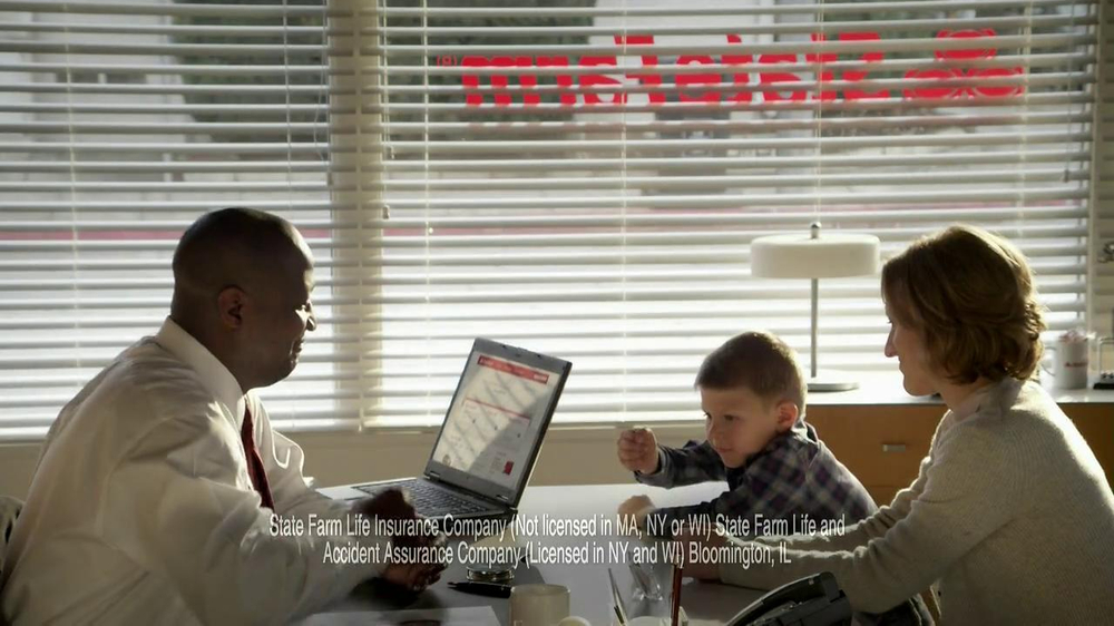 State Farm Life Insurance TV Spot, 'Sick Son' - Screenshot 10