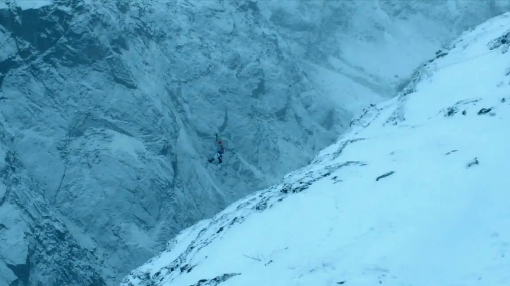 Coors Light TV Spot, 'Mountain Tap' - Screenshot 5