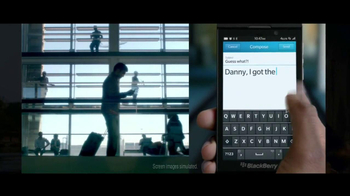 BlackBerry Z10 TV Spot, Song by Tame Impala - Thumbnail 2