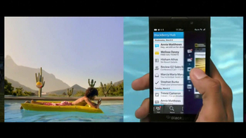BlackBerry Z10 TV Spot, Song by Tame Impala - Thumbnail 6