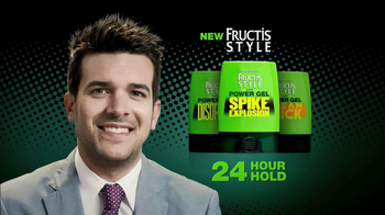Fructis Style Power Gel TV Spot, '24-Hour Life: Island Girls'