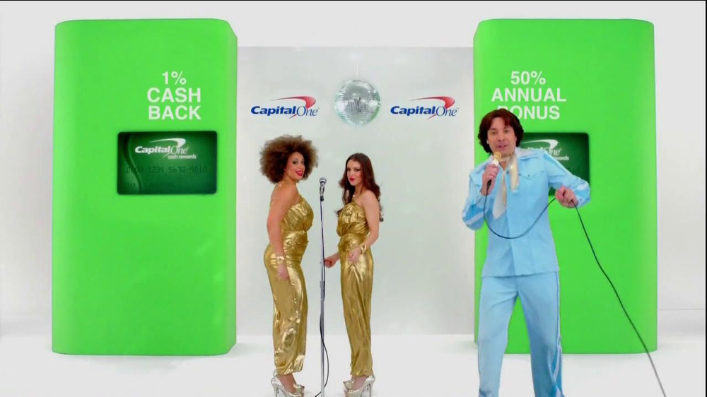 Capital One TV Spot, '50% More' Featuring Jimmy Fallon - Screenshot 9