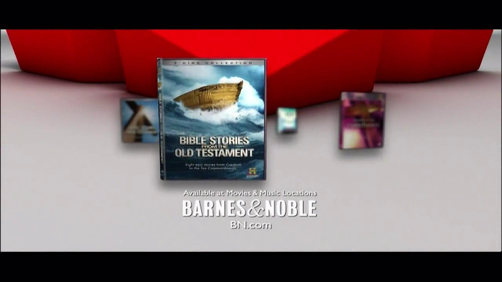 the bible series on bluray and dvd tv commercial ispottv