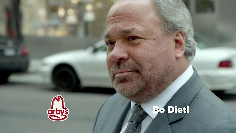 Arby's Reuben's Sandwich TV Spot, 'Get Outta Here' - Screenshot 2
