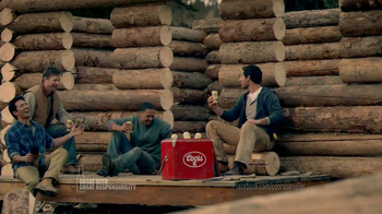 Coors Banquet TV Spot, 'Log Cabin'
