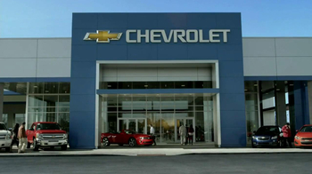 2013 Chevrolet Cruze LS TV Spot, 'Road Trip Test Drive' - Thumbnail 1
