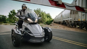 Can-Am Spyder TV Spot