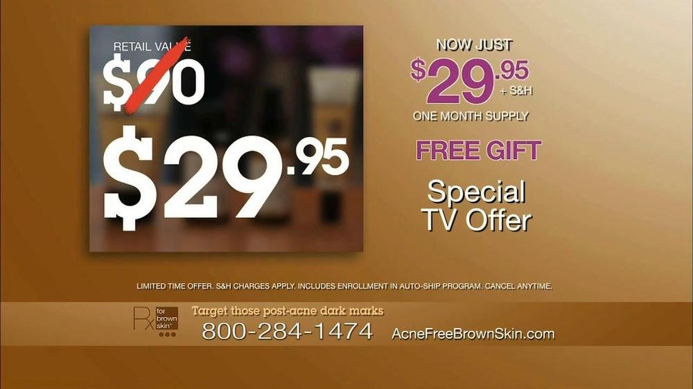 RX for Brown Skin TV Spot Featuring Vivica Fox - Screenshot 7