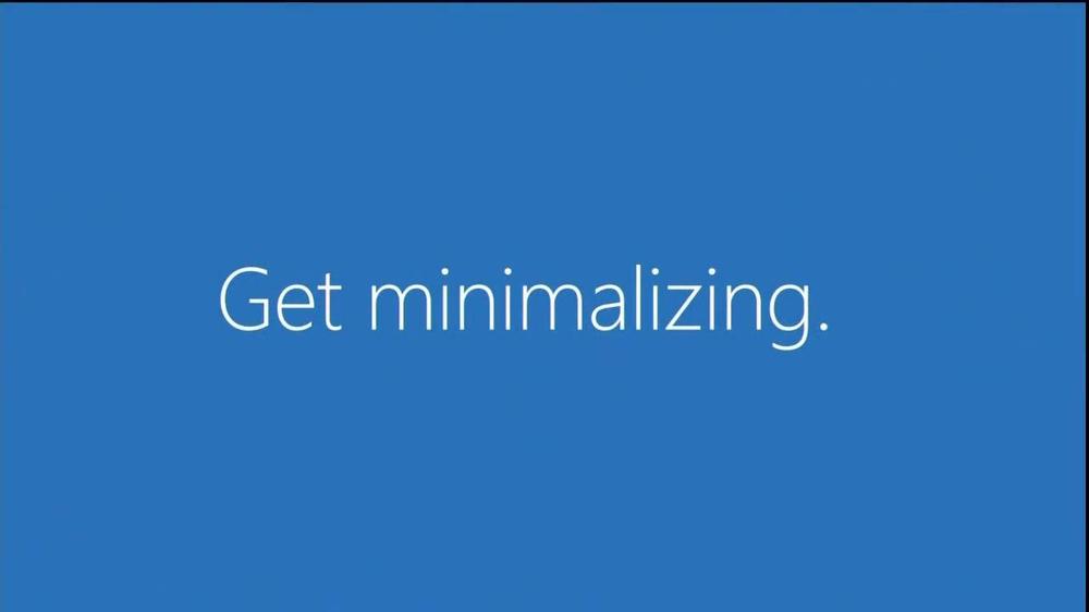 Microsoft Outlook TV Spot, 'Get Going' Song by Macklemore - Screenshot 4