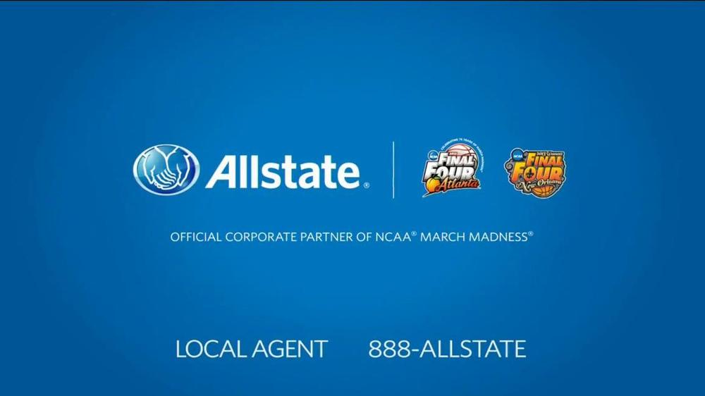 Allstate Tv Spot Mayhem Basketball Ispot Tv