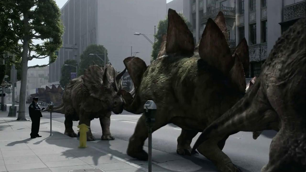 2013 Buick Encore TV Spot, 'Dinosaurs' Song by They Might Be Giants - Screenshot 1