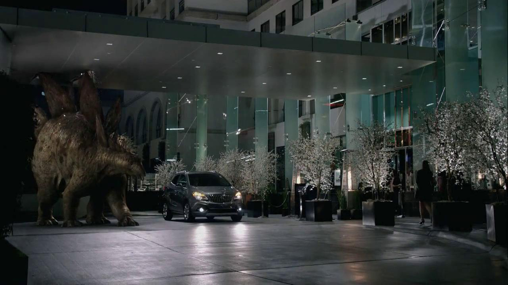 2013 Buick Encore TV Spot, 'Dinosaurs' Song by They Might Be Giants - Screenshot 10