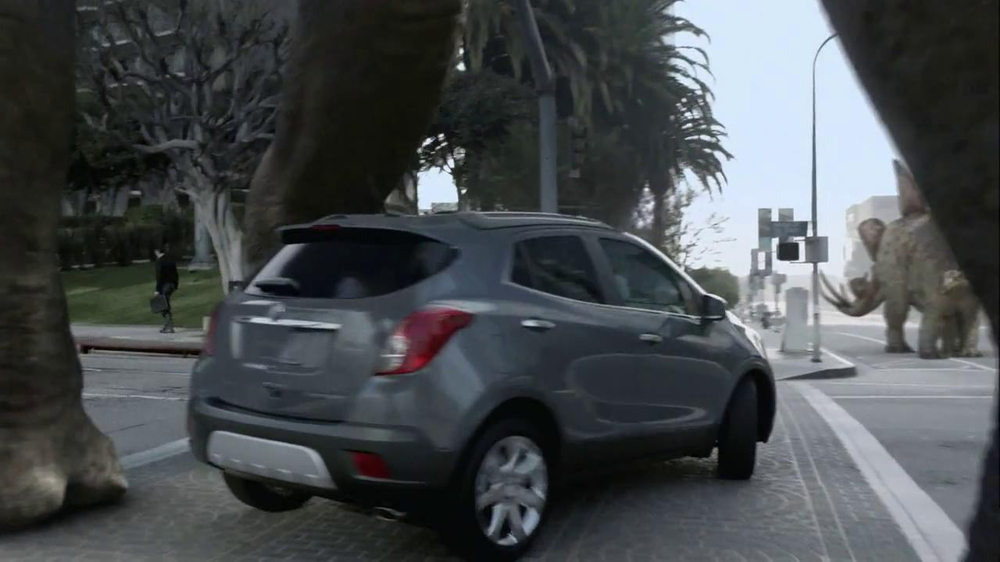2013 Buick Encore TV Spot, 'Dinosaurs' Song by They Might Be Giants - Screenshot 9