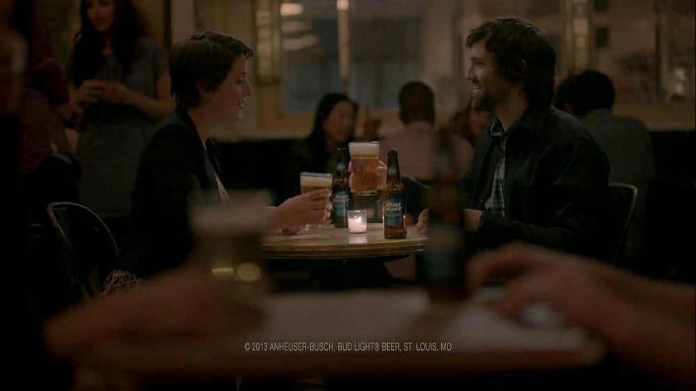Bud Light TV Spot, 'First Date' - Screenshot 10