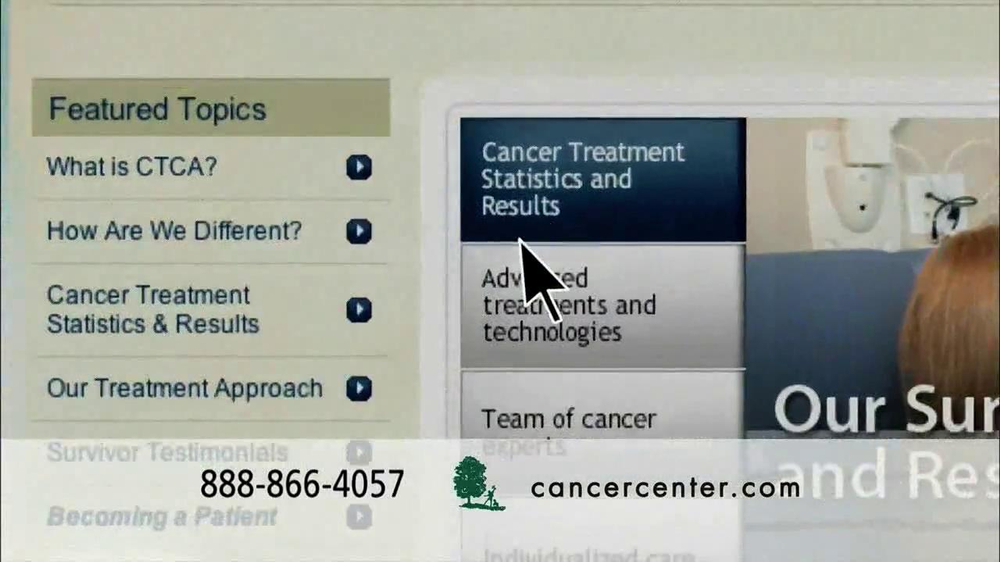 Cancer Treatment Centers of America TV Spot, 'Rosie'  - Screenshot 6