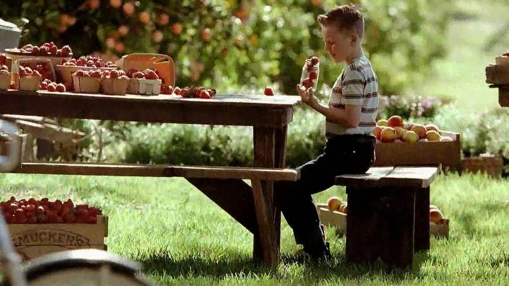 Smucker's Strawberry Preserves TV Spot, 'In the Jar' - Screenshot 2