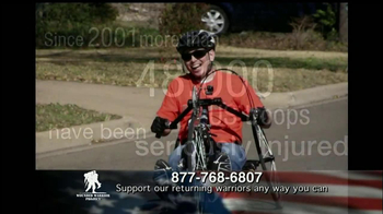 Wounded Warrior Project TV Spot, 'Alan' Featuring Trace Adkins - Thumbnail 7