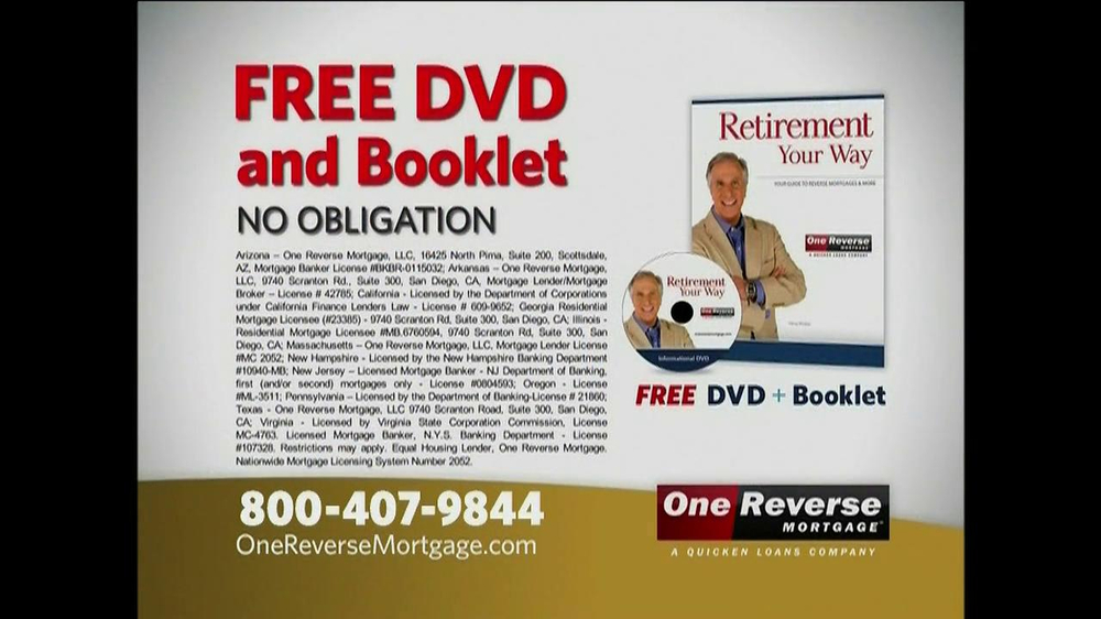 One Reverse Mortgage TV Spot, 'Retirement' Featuring Henry Winkler  - Screenshot 5