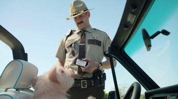 GEICO TV Spot, 'Maxwell the Piggy Gets Pulled Over' - Thumbnail 4