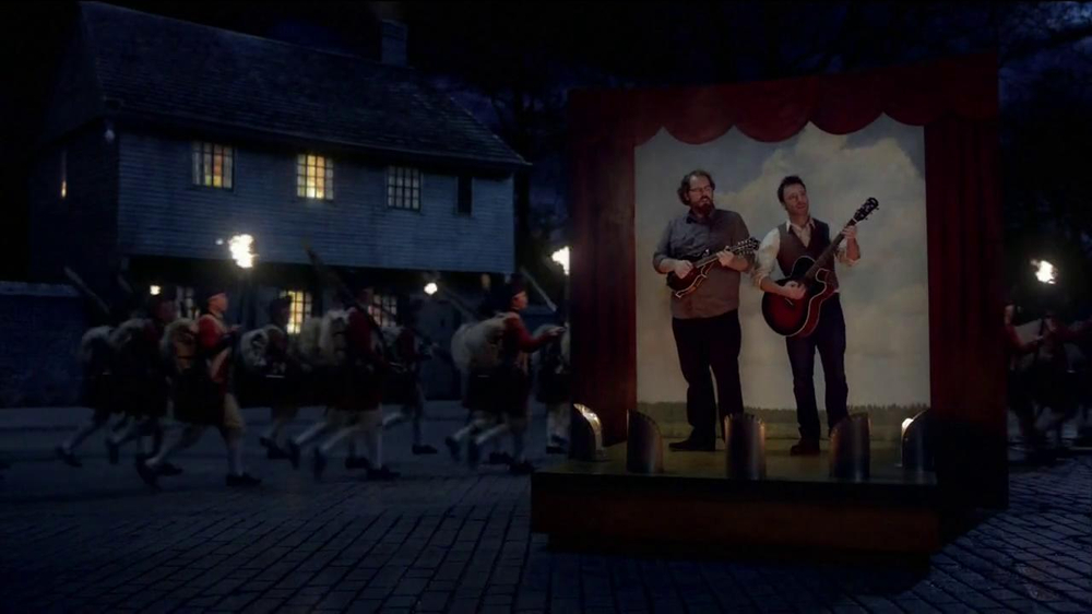 GEICO TV Spot, 'Happier Than Paul Revere with a Cellphone' - Screenshot 7