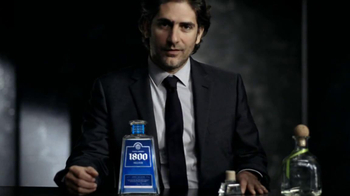 1800 Tequila Silver TV Spot, 'Self-Pouring Shot' Feat. Michael Imperioli