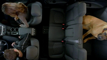 2013 GMC Acadia SLE-1 TV Spot, 'Backseat Dog' Song by Lenka - Thumbnail 6