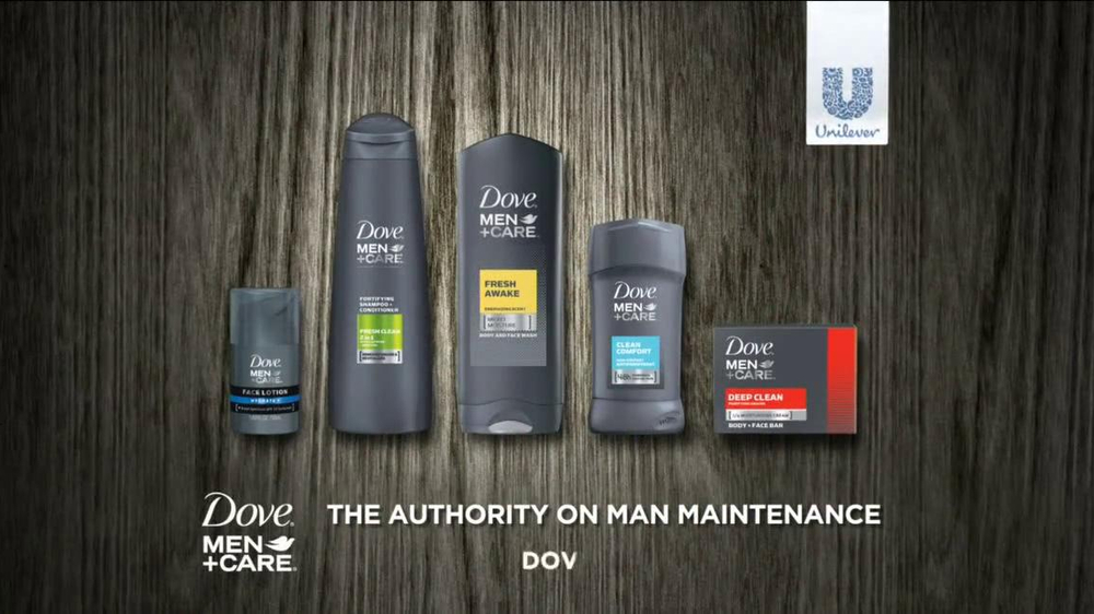 Dove Men+Care TV Spot, 'How to Play Defense' Featuring Dwyane Wade - Screenshot 9