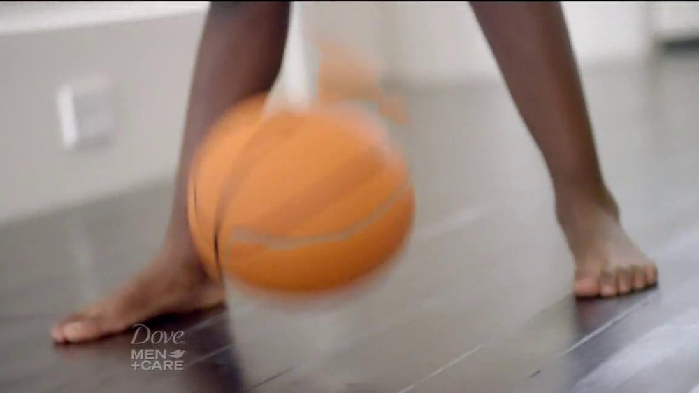Dove Men+Care TV Spot, 'How to Play Defense' Featuring Dwyane Wade - Screenshot 3